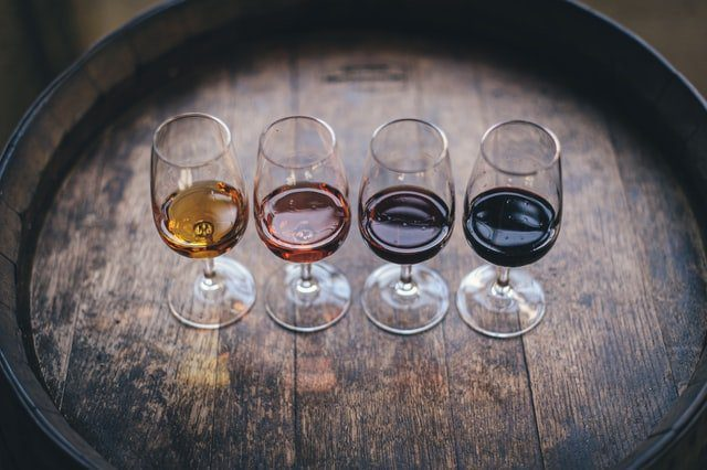 What's the difference between Shiraz, Cabernet Sauvignon, Merlot and Pinot Noir?
