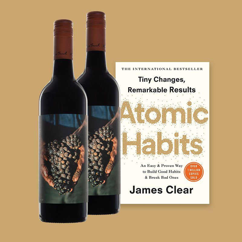 Book + Wine Club
