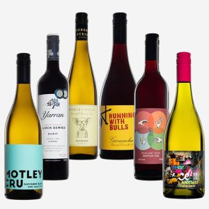 Soiree Essentials – Mixed Wines