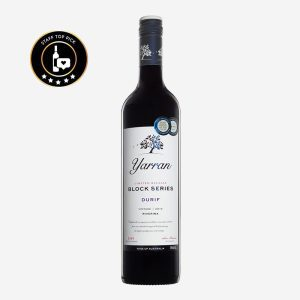 Yarran Wines Block Series Durif 2019