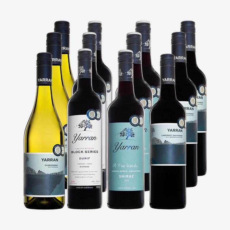 Yarran Wines Mixed Dozen